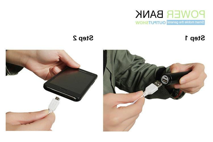 5800mAh Portable External USB Power Battery Charger iPhone