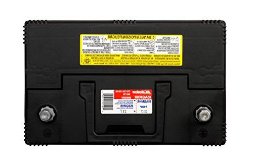 ACDelco 65AGMHR Automotive Battery