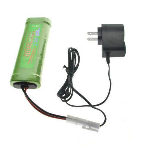 Car Battery with CA