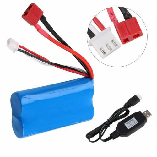 7.4V Battery Charger Truck Buggy Boat