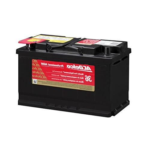 ACDelco 94RAGM Professional Automotive Group Battery