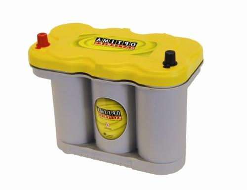 Optima 8037-127 D27F YellowTop Starting and Deep Cycle Batte