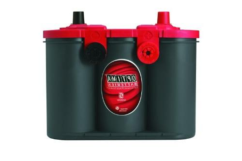 Optima Batteries 8004-003 RedTop Starting