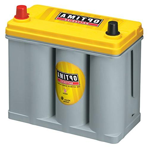 Optima Batteries 8073-167 D51R YellowTop Dual Purpose Batter