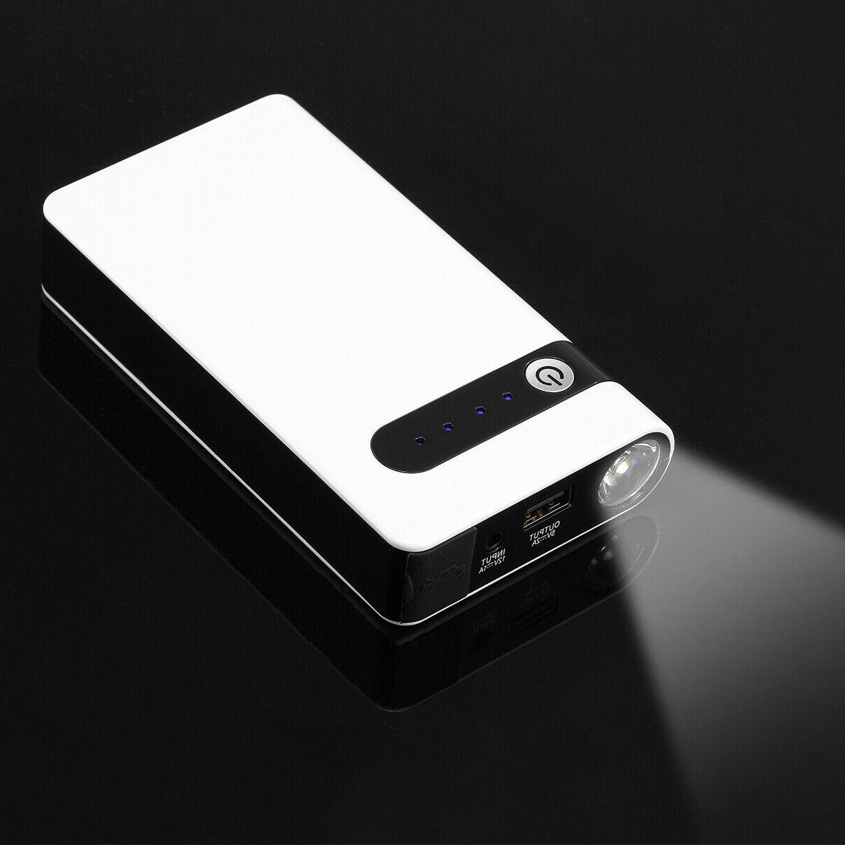 Portable 20000mAh Car Starter Power Bank Battery