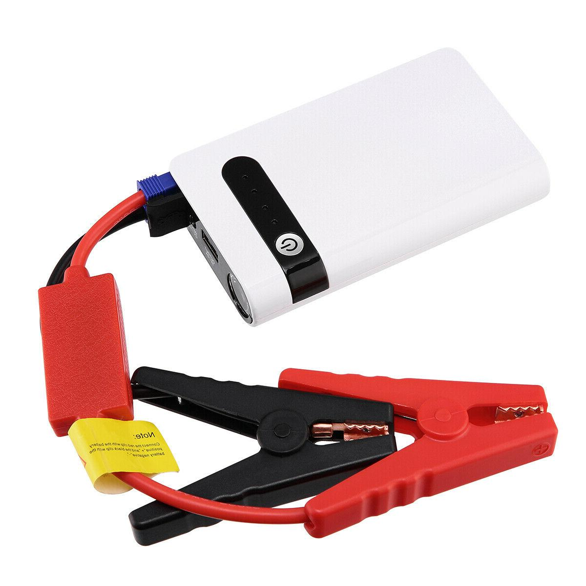 Portable Car Starter Power Bank Battery