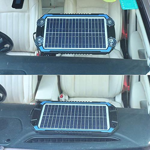 Car Maintainer Solar Boat, Trailer, Powersports,