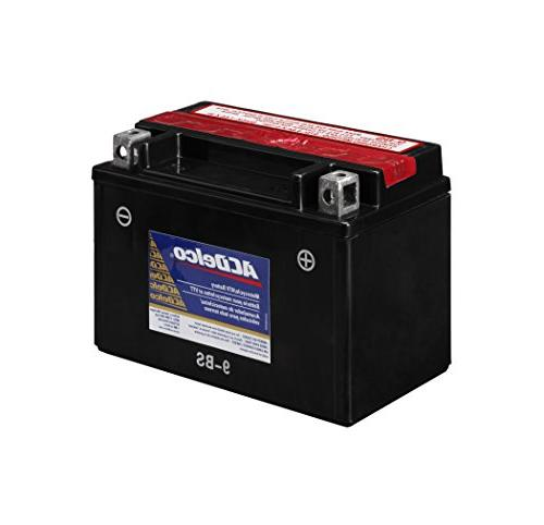 ACDelco ATX9BS Specialty AGM Powersports JIS 9-BS Battery