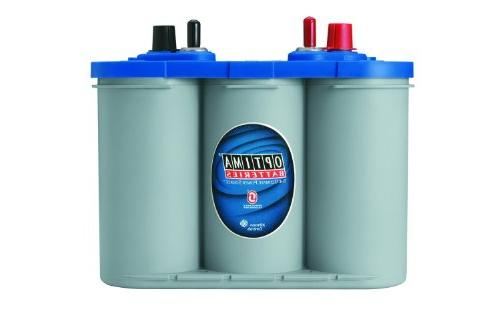 Optima Batteries D34M BlueTop Starting and Deep Cycle Marine