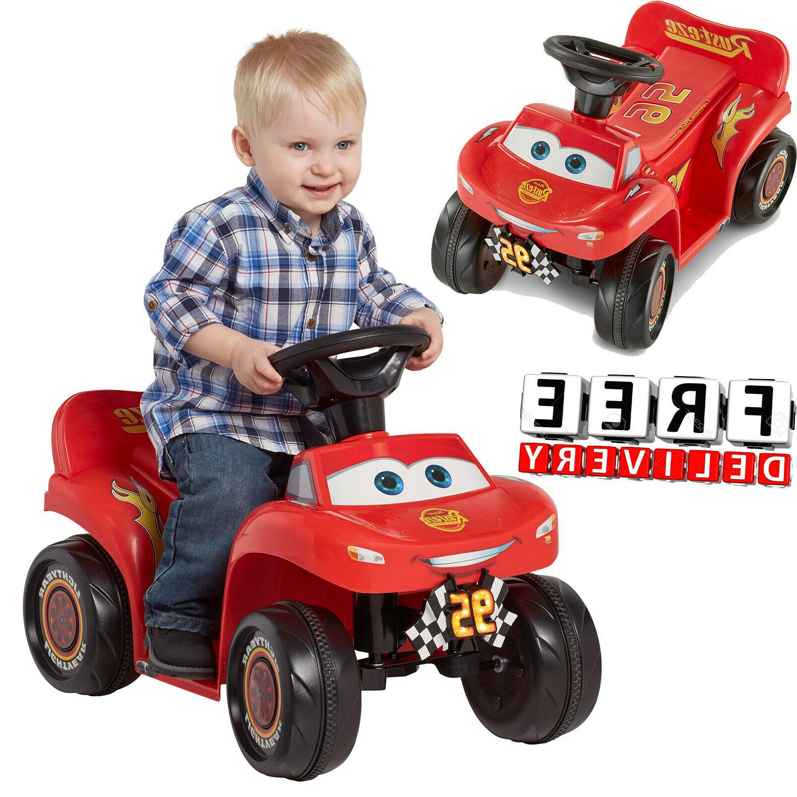 Battery Powered Car For Kids Ride On Toy 6V Electric Disney