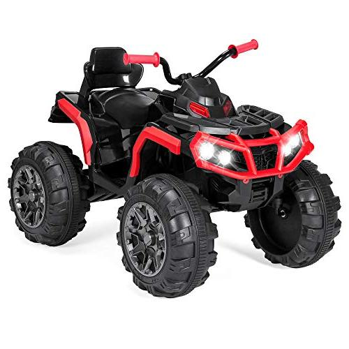battery powered electric rugged 4