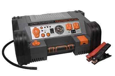 BLACK+DECKER Portable Station Peak/450 Amps, Inverter,