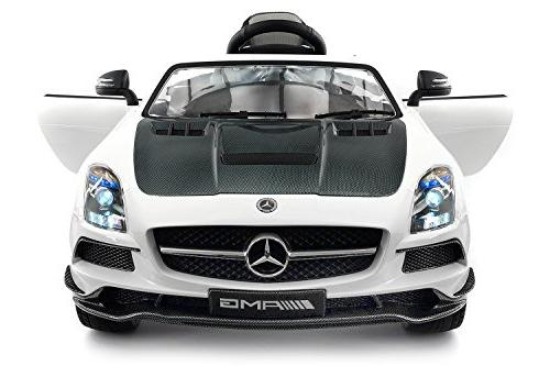 carbon white sls amg mercedes