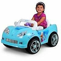 Convertible Car, 6-Volt, Battery-Powered, Ride-On