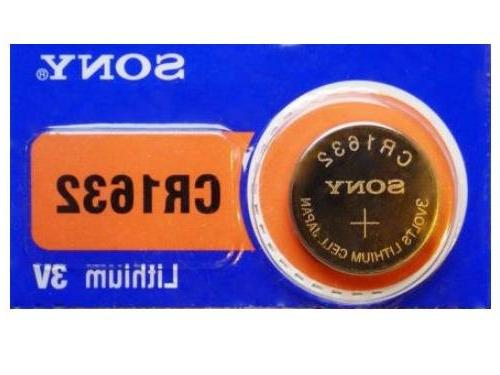 cr1632 lithium coin cell battery