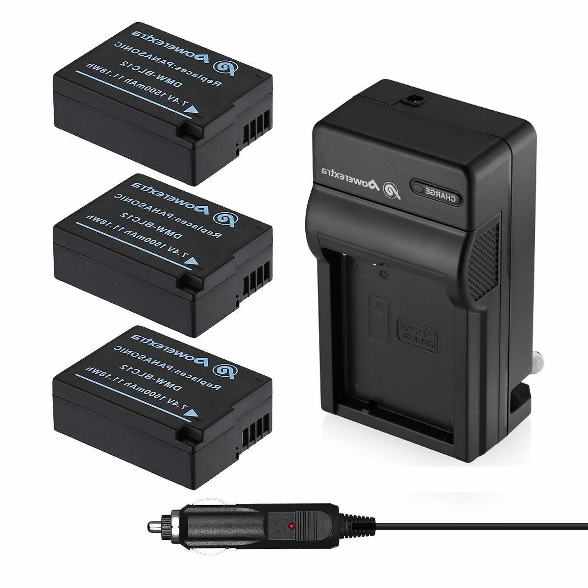 dmw blc12 battery charger for panasonic dmw