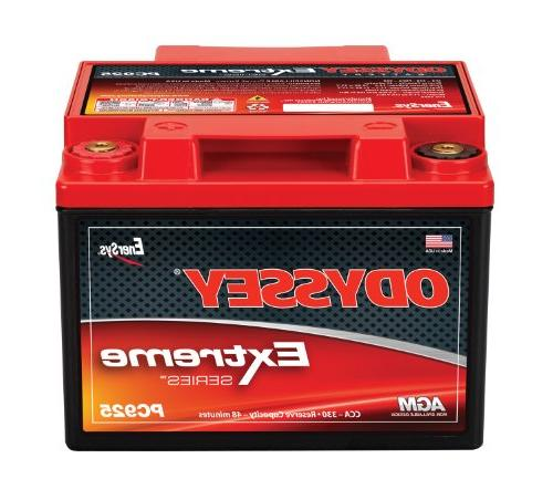 dry cell agm battery