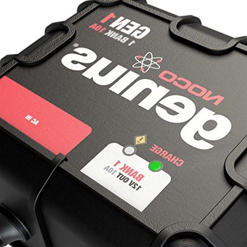 NOCO Amp On-Board Battery