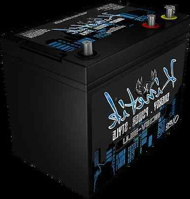 Kinetik HC16V Vehicle Battery - 62000 mAh - 12 V DC, 16 V DC
