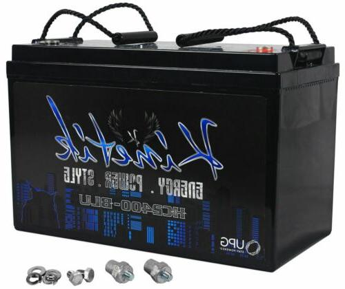 hc2400 blu black power cell battery