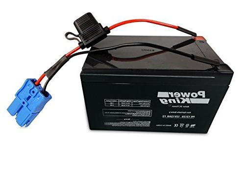 kid trax replacement battery 12ah