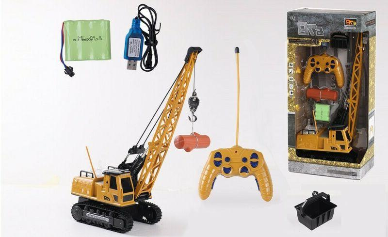 Kids Battery Powered Construction Toy