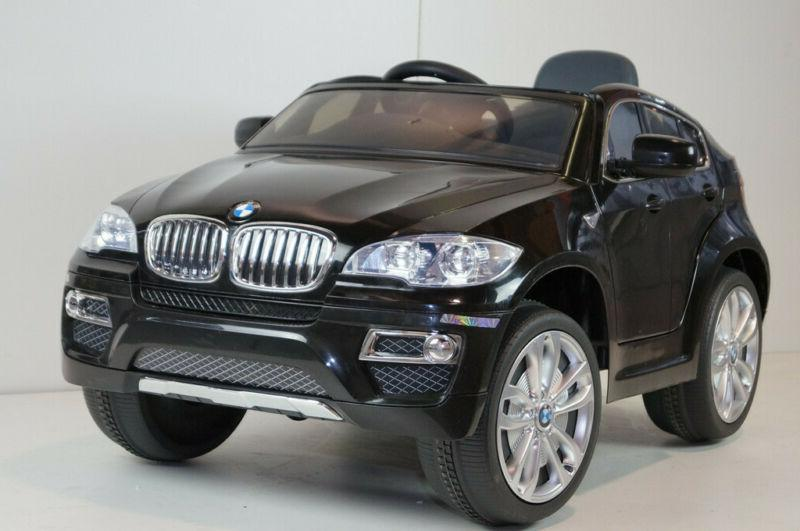 Kids Ride On BMW X6 Series 2 Motors Power Gift