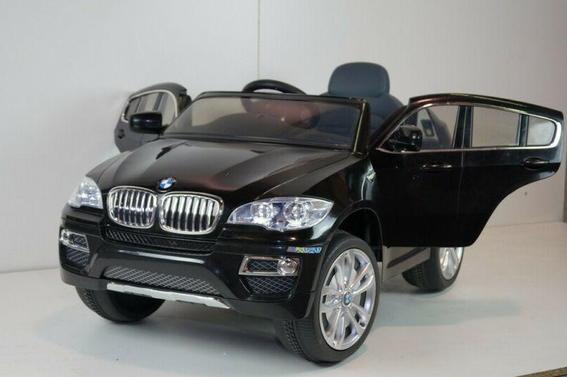 Kids BMW X6 Series Sports 2 Motors Power MP3 In Gift