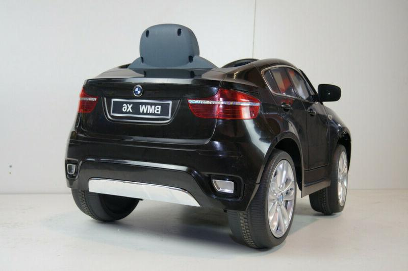 Kids Ride BMW X6 Car 2 12V Battery Power MP3 Gift