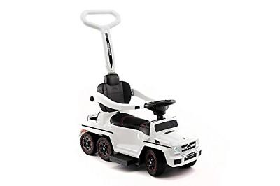Moderno Ride On Push to Toy Powered