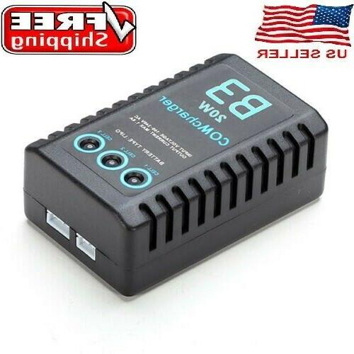 new b3 20w balance charger 2s 3s
