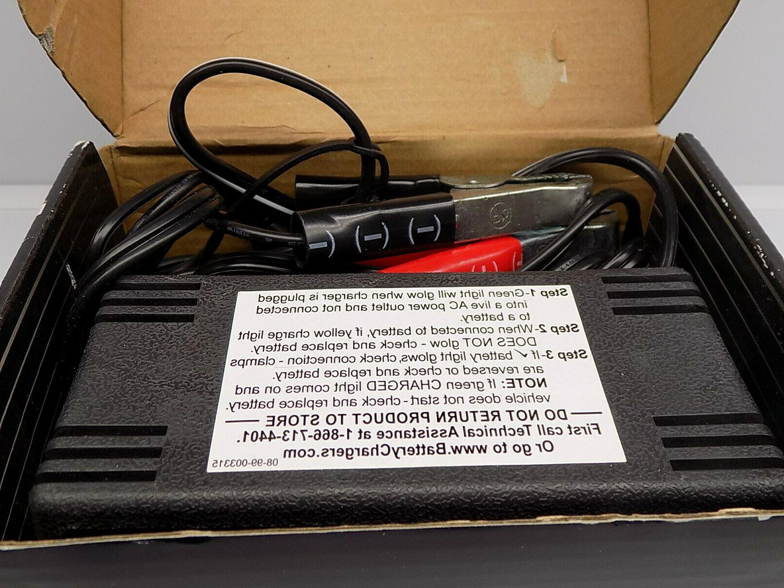 New SEM-1562A-CA Amp Charge Maintainer