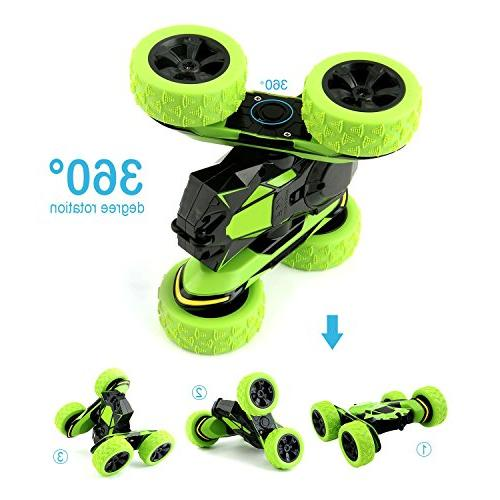 Rodzon Truck with 2.4Ghz Toy & Adults,Double Flips.