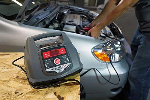 Schumacher 2/6/30/100A 6/12V Fully Automatic Battery Charger
