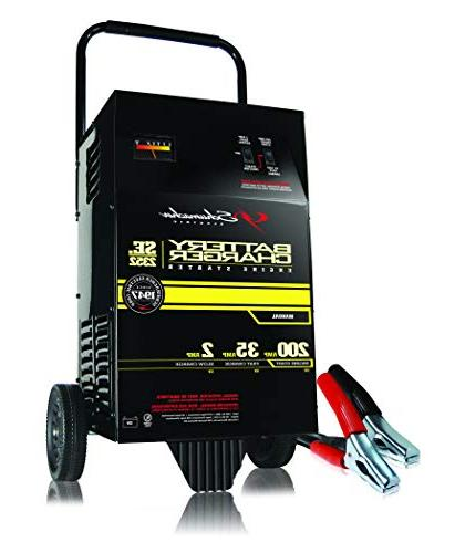 se manual battery charger