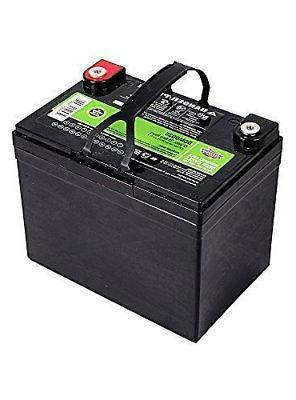 Sealed Acid Deep Cycle DCM0035 battery