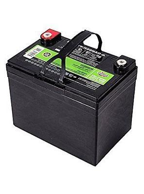sealed lead acid agm deep cycle battery
