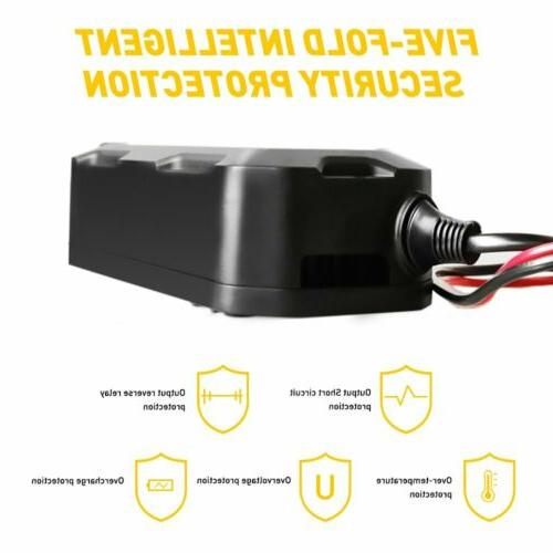 1500mAh Car Jump Booster Box Bank