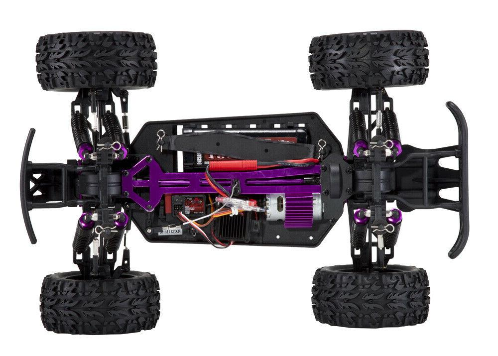Volcano EPX 1/10 Scale Electric RC 4x4 2.4Ghz