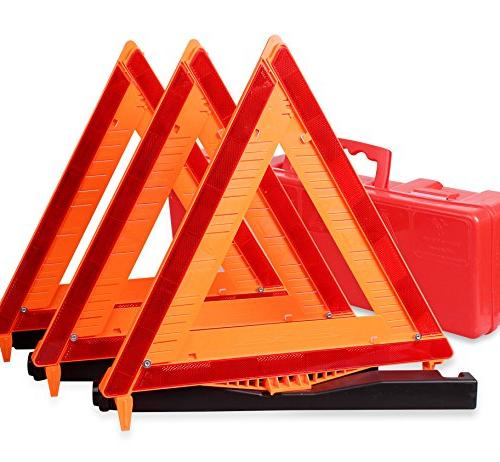 warning triangle dot approved 3pk identical to