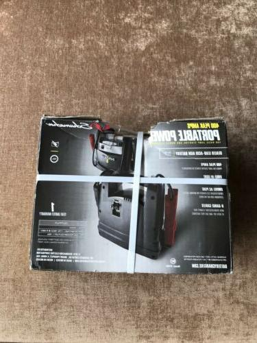 Amp Instant Portable Power Source Sealed Box