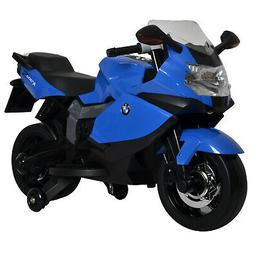 Licensed BMW Motorcycle 12V Battery Powered Ride On Car Kids