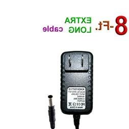 KHOI1971 9-FEET Long Wall Charger AC Adapter Power Cable Cor