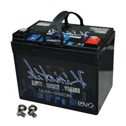 NEW Kinetik BLU 800W 12V Power Cell HC800BLU