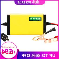 New Fully Automatic <font><b>Battery</b></font> Charger & Ma