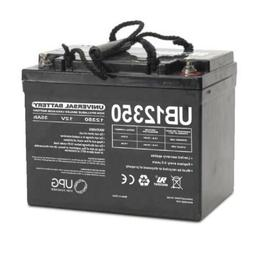 NEW UPG UB12350 12V 35AH SLA Insert Terminal Battery Toy Car