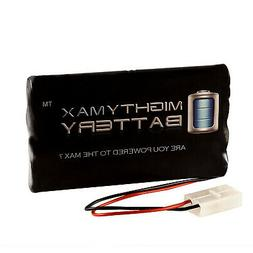 Mighty Max Battery 9.6V 2000mAh NiMH BATTERY FOR TONKA XT RI