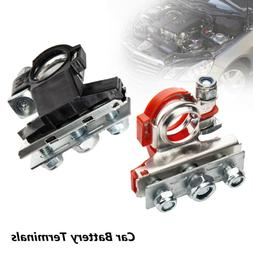 Pair Battery Terminal Heavy Duty Car Vehicle Quick Connector