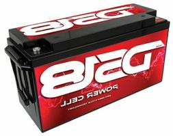 DS18 Dry Deep Cycle Car Battery Marine 4000W 900-1070A Power