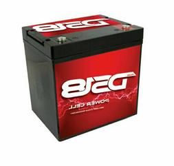 DS18 PC25 Dry Deep Cycle Car Audio Battery Marine 700W 60-19